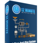 The 12 Minute Affiliate System Review header image