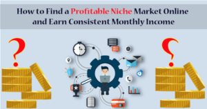 How to find a profitable niche market online