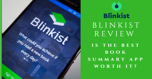 Blinkist Review 2020: Is The Best Book Summary App Worth It? + 20% Discount