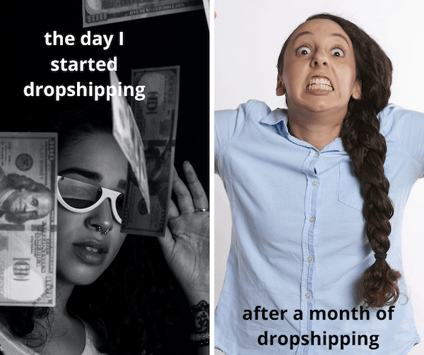 Biaheza dropshipping review meme