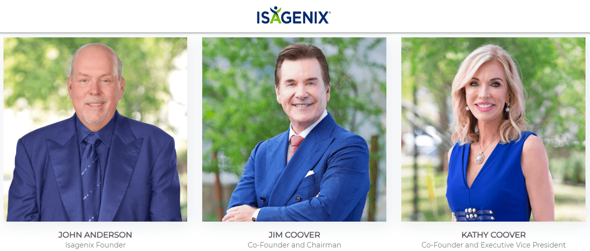Can You Make Money Selling Isagenix [The Isagenix Scam] founders