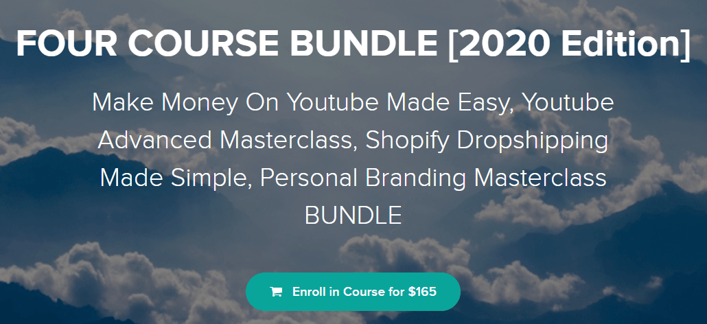 bye 9 to 5 FOUR COURSE BUNDLE