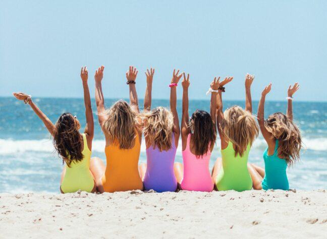 How-To-Sell-Avon-Online-Only girls on vacay