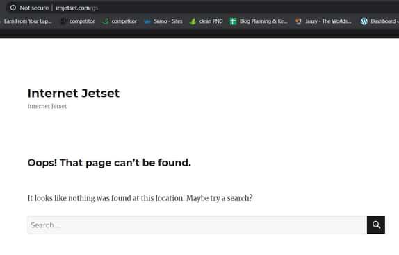 The John Crestani Super Affiliate Scam jetset website