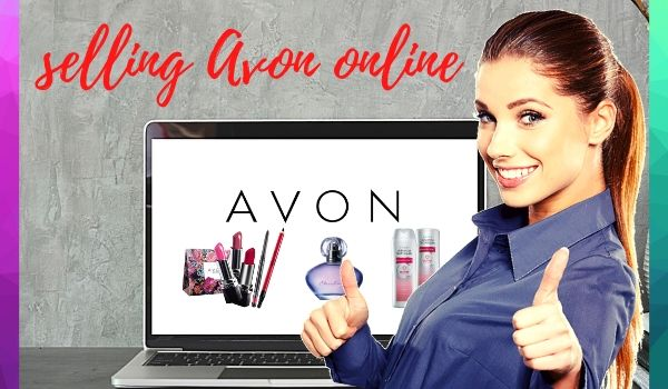 How-To-Sell-Avon-Online-Only
