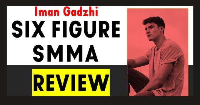 Iman Gadzhi Six Figure SMMA header image