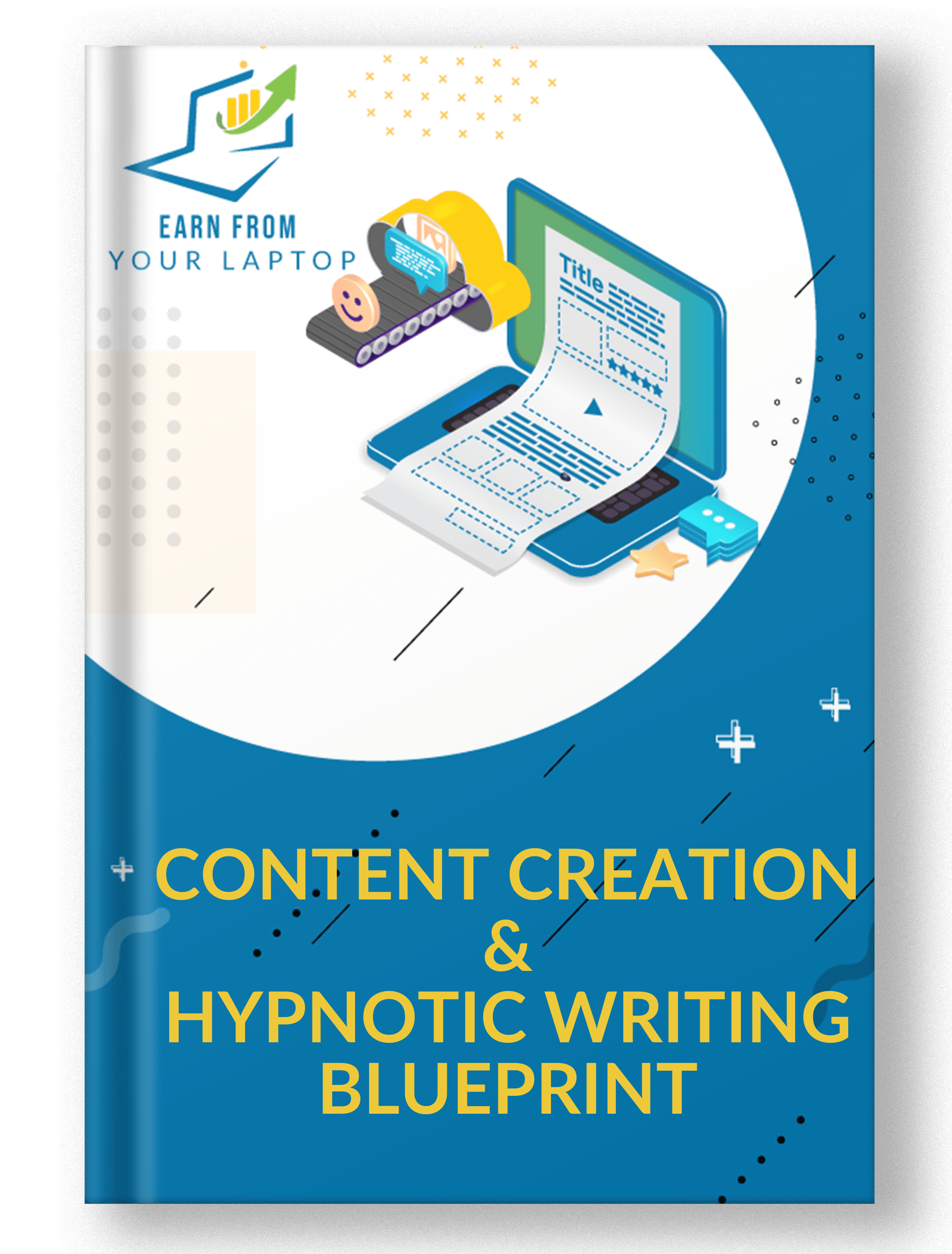 turn your passion into profit CONTENT CREATION HYPNOTIC WRITING BLUEPRINT min