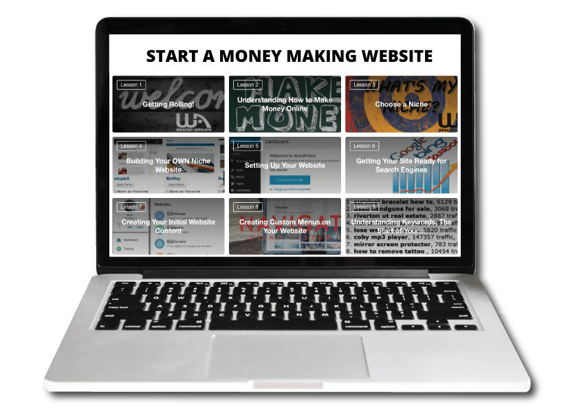 Free Bootcamp-Start a Money Making Website Earn From Your Laptop