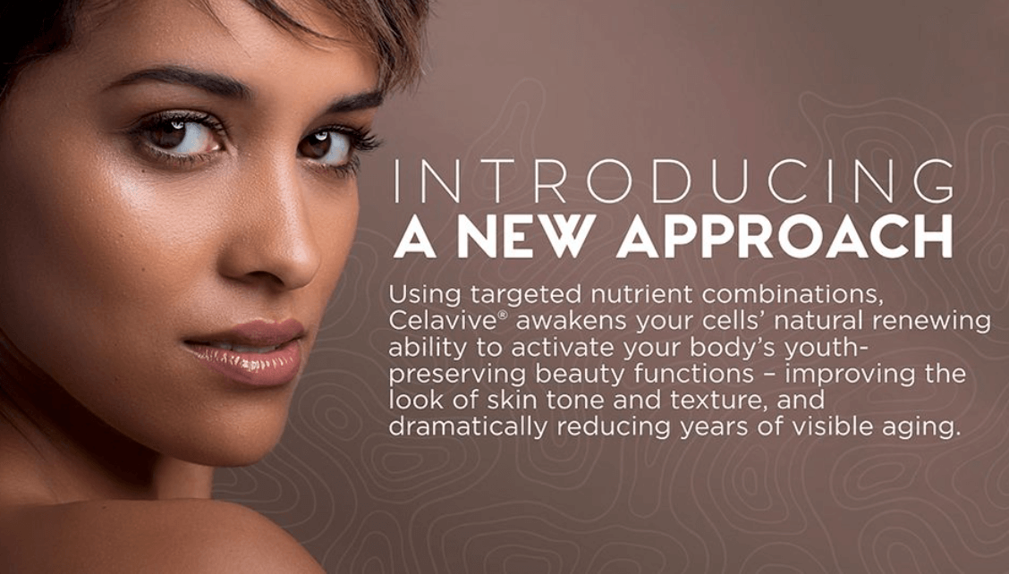 USANA Advantages Celavive