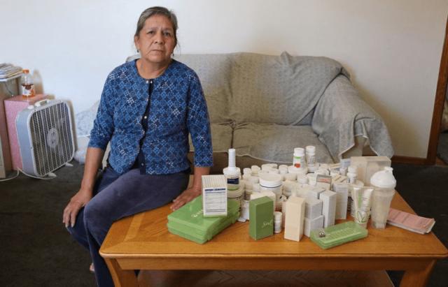 Can You Make Money Selling Herbalife Chicago Tribune Herbalife victim image