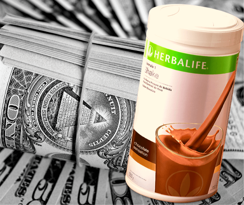 Can You Make Money Selling Herbalife Shakes and Money