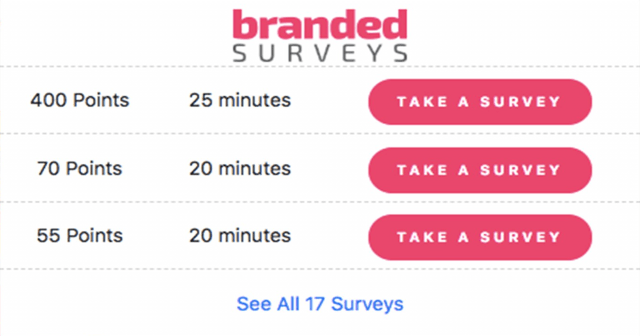How Much Money Can You Make With Branded Surveys?