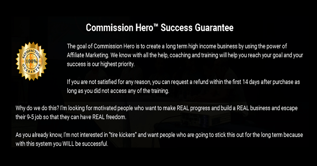 What Is Commission Hero? Is Commission Hero A Scam?