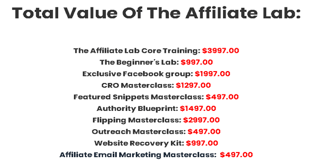 What Is Affiliate Lab? Is Affiliate Lab A Scam? Is Affiliate Lab Worth The Money?