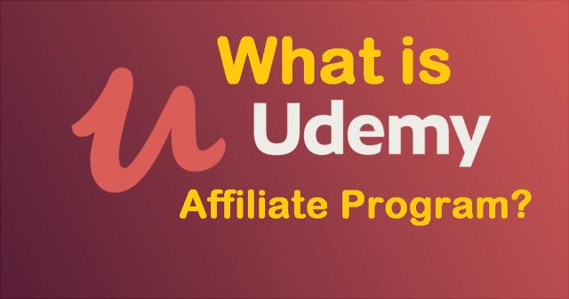 What Is Udemy Affiliate Program? Is Udemy Affiliate Program Worth It?