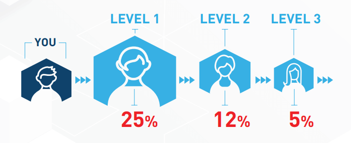 4Life membership levels