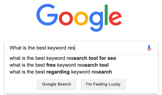 Jaaxy Keyword Research Tool Review Google What is a keyword