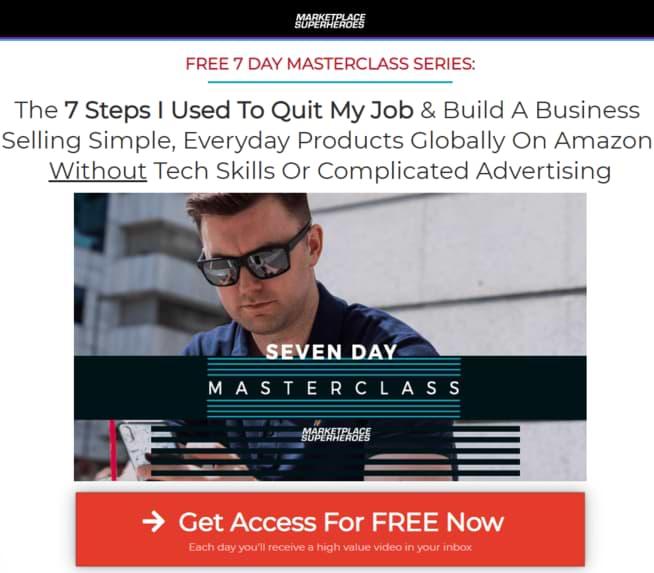 Marketplace superheroes free class