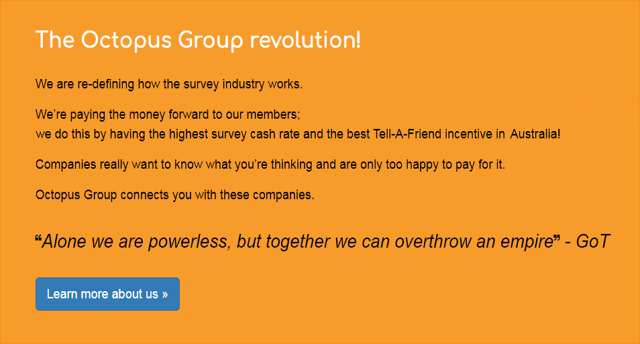 What Is Octopus Group