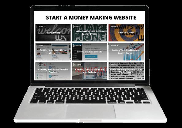 Bootcamp START A MONEY MAKING WEBSITE min