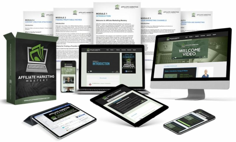 Stefan James Affiliate Marketing Mastery Program Review