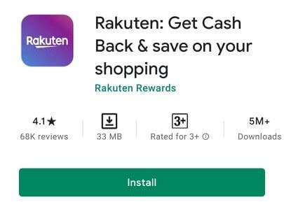 Is Rakuten a Scam Mobile App
