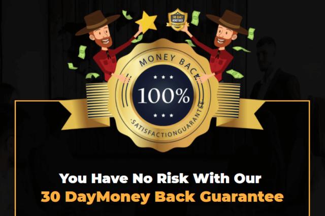 Crypto Cowboys Review Money-Back Guarantee