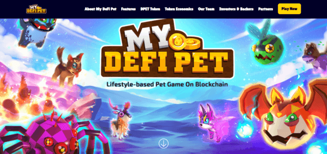My-DeFi-Pet-Review-Website-User-Interface