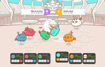 axie infinity review pvp