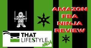Amazon FBA Ninja Review header image
