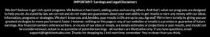 Dan Lok High Ticket Closer Program disclosure