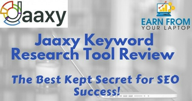 Jaaxy Keyword Research Tool Review: The Best Kept Secret for SEO success